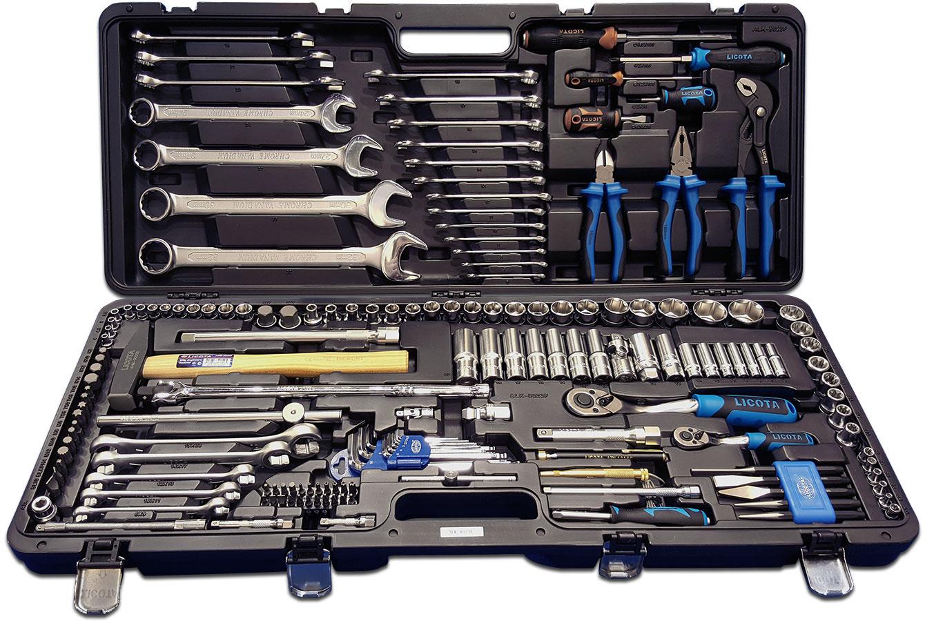 Наборы инструментов Ombra, купить наборы в кейсах по ...