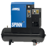 Винтовой компрессор ABAC Spinn.E 1108-270 ST