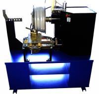Станок для правки литых дисков с токарной группой (электропривод вала) 21LL