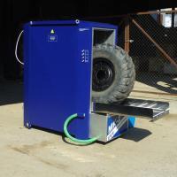 МК-2 - автоматическая мойка колес для грузовых автомобилей