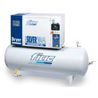 Компрессор винтовой Fiac New Silver D 10/500 860 л/мин, 500 л, осушитель