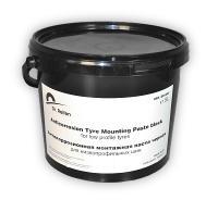 Монтажная паста для низкопрофильных шин черная (5 л) GB1005