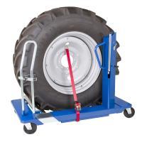 Колесная тележка для снятия колес г/п 1500кг AC Hydraulic WT1500N
