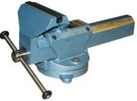 Тиски слесарные TCМ 200 мм ГЛАЗОВ