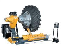 купить Электро-гидравлический шиномонтажный стенд для грузовых автомобилей SICE S 54