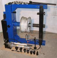 Станок для правки литых дисков 603А-РН