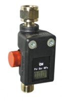 RP202099 Цифровой манометр с регулятором давления