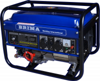 Электрогенератор BRIMA LT 3900EB