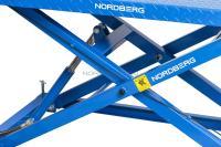 Подъемник для мото и квадроциклов с пневмоприводом, г/п 680 кг NORDBERG N4M4 #2