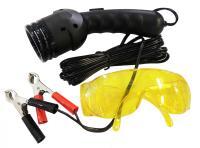 Комплект для обнаружения утечек фреона (лампа 50Вт, 12V + очки) BC-UV-L-50 UV