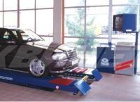 PMS 3/Х-PIT, Стенд контроля состояния подвески и рулевого управления для легковых автомобилей