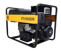 388588 Бензиновая электростанция 5.2 кВт/3ф - ET R-5203 BS/M