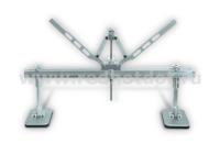 Мостик выравнивающий усиленный с рычагом SR00235 фото