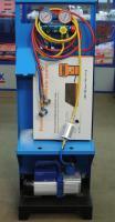 Заправочная станция для обслуживания автомобильных и бытовых кондиционеров FARCO-4115