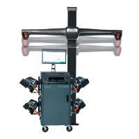 Стенд сход-развал 3D, 4-х камерный, фикс. стойка, HUNTER, WA510VEVAGE/HE421FC9VAGE (VAS 6292 Elite)