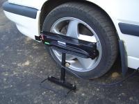Измеритель суммарного люфта рулевого управления ИСЛ-401М