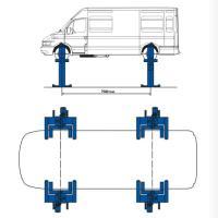 Подъемник электромеханический П14-14