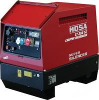Агрегат сварочный,универсальный,дизельный - MOSA CS 230 YSX CC/CV