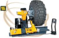 купить Электро-гидравлический шиномонтажный стенд для грузовых автомобилей SICE S 560