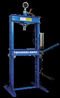 Пресс напольный на 20 т с манометром Trommelberg SD200805C
