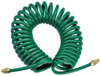 JAZ-7214F Шланг спиральный для пневмоинструмента 5ммх8ммх13м 047511