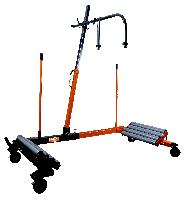 Домкрат-тележка для снятия/установки колес Bahco BH8AC3-1500