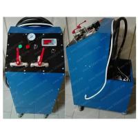Установка для промывки автомобильной печки радиатора, системы охлаждения авто, оснащен нагревательным элементом 3 кВ