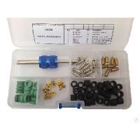 Набор уплотнений, ниппелей и депрессоров KraftWell арт. KRW-239