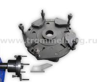 Адаптер для балансировки колес без центрального отверстия (вал 40 мм)