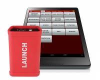 Сканер диагностический Launch X431 HD BOX V.2.0, для грузовых автомобилей, с планшетом