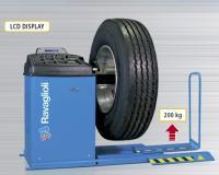 Балансировочный стенд для грузовых автомобилей Ravaglioli GTL2.120RC