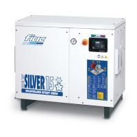 Компрессор винтовой Fiac New Silver 15 1430 л/мин