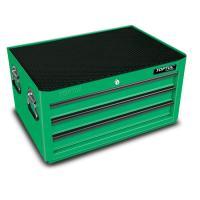 Ящик 3- уровневый зеленый TBAA0304 TOP-TUL