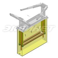 Фундаментная кассета (контейнер) TwinRam TR50S-L2300