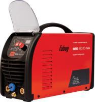 Инвертор сварочный INTIG 180 DC PULSE с горелкой FB TIG 26 5P 4m Up&Down и газ. шланг 3м фото