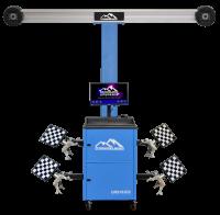 """3D Стенд """"развал-схождения"""" Trommelberg URS 183D2F с фиксированной балкой"""