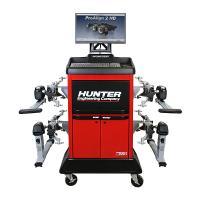 Hunter PT260/22LT-740T Стенд развал-схождения грузовой