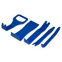 Набор съемников (лопатки) для панелей облицовки, 5 предметов МАСТАК 108-10005