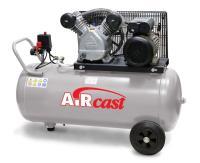 Компрессор Aircast поршневой с ременным приводом СБ 4/С-100 LB 24 A