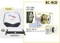 Балансировочный стенд для грузовых автомобилей Ravaglioli GTL2.120RC #2