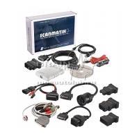 Сканер диагностический Сканматик 2, USB+Bluetooth, полный комплект