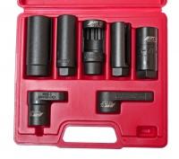Набор головок для кислородных датчиков в кейсе 7 предметов  #2