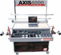 AXIS4000 Компьютерный стенд сход развал для грузовиков 924 000 030