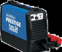 Переносной инверторный аппарат для воздушно-плазменной резки BLUEWELD Prestige Plasma 34 Kompressor 816390