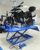 Подъемник для мото и квадроциклов с пневмоприводом, г/п 680 кг NORDBERG N4M4 #5