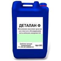 Средство для очистки деталей 10 л Деталан Ф10