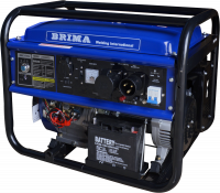 Электрогенератор BRIMA LT 6500EB