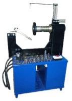 Станок для правки литых дисков с электрической гидравликой без токарной группы (электропривод вала) 21LE