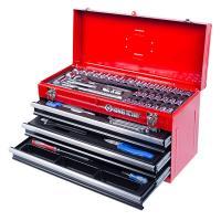 KING TONY (901-069MR01) Набор инструментов универсальный, выдвижной ящик, 69 предметов