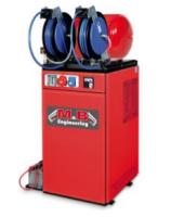 Генераторный блок +компрессор M&B 500943(MSU9810)